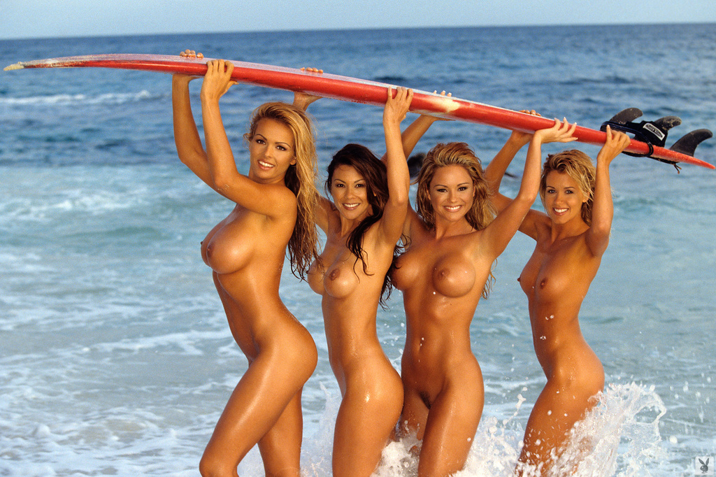 Beauties naked hawaiian