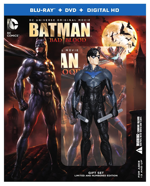 Download Film Batman: Bad Blood (2016) Bluray Subtitle Indonesia