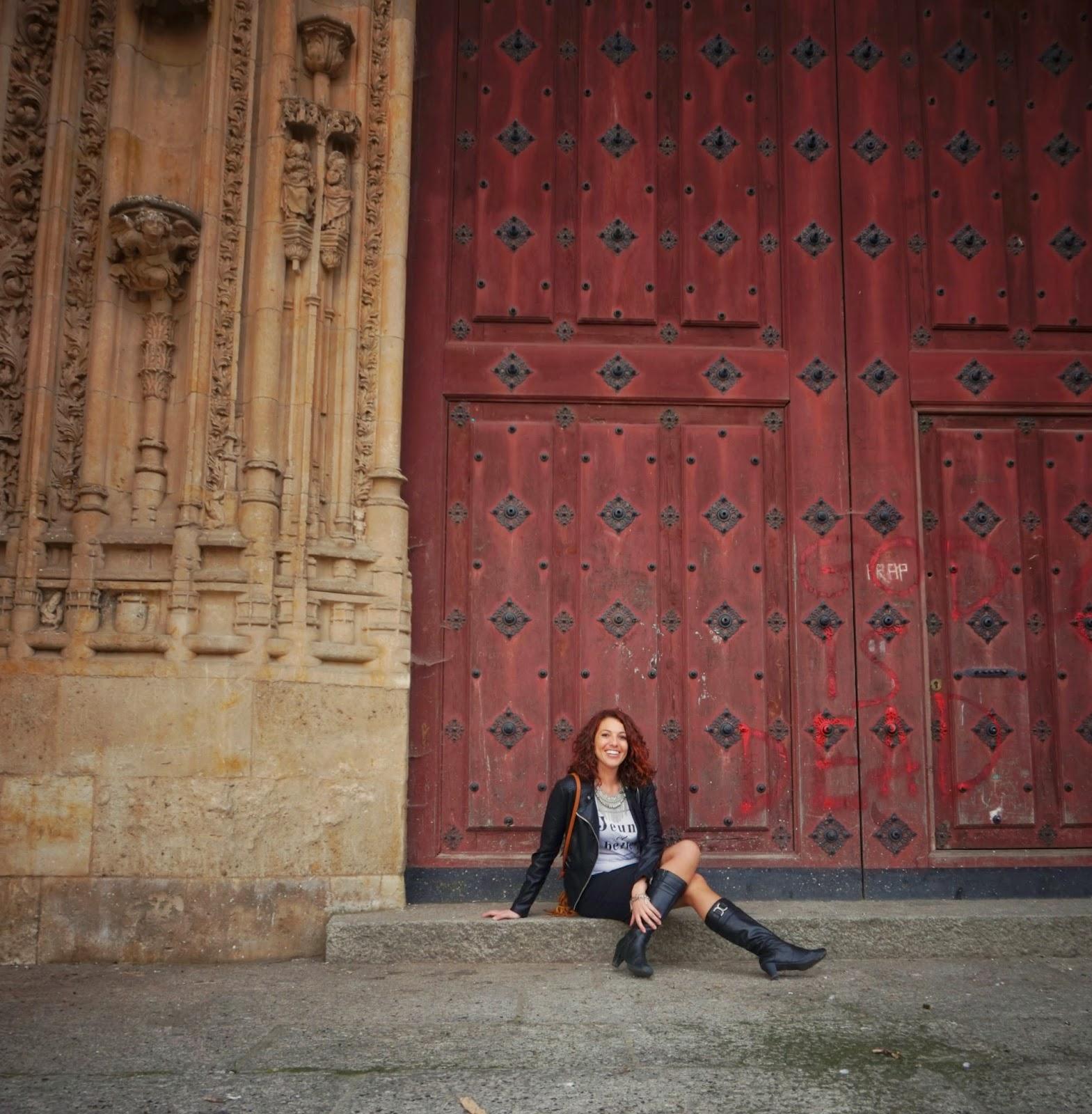 Rana Catedral de Salamanca
