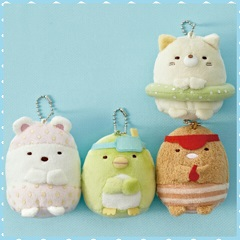 (INSTOCK) Click To See San-x Fansclub Sumikko Gurashi Swimmer Collection