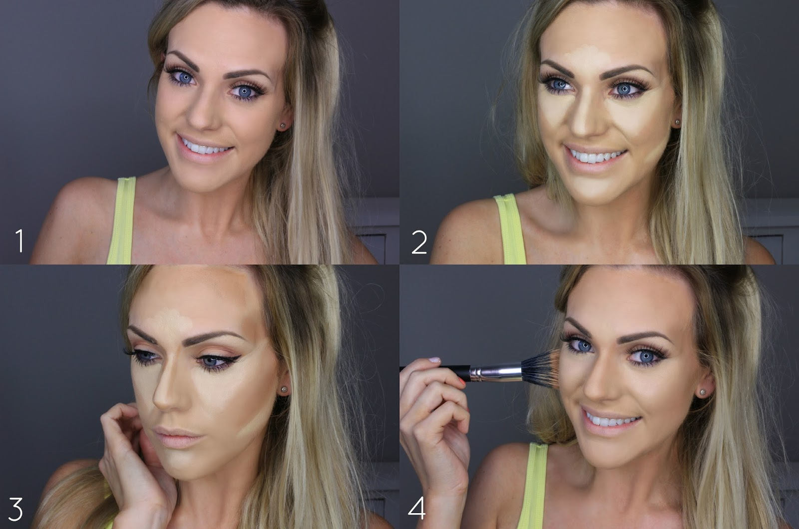 How To Do An Easy Contour