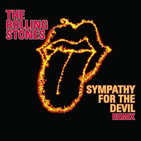 The Rolling Stones - Sympathy For The Devil (1973, Vinyl ...