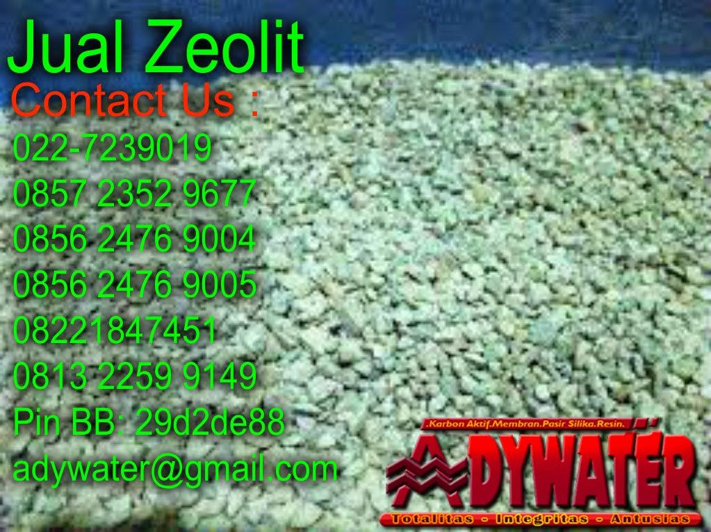 Jual Zeolit , Jual Zeolit Eceran - Aktivasi Zeolit