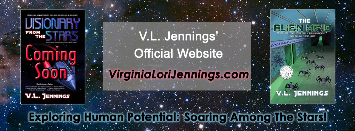 V.L. Jennings' Official Website- Speculating Among The Stars