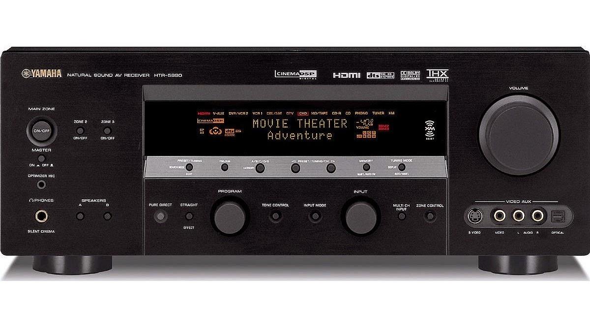 Yamaha Htr Specs