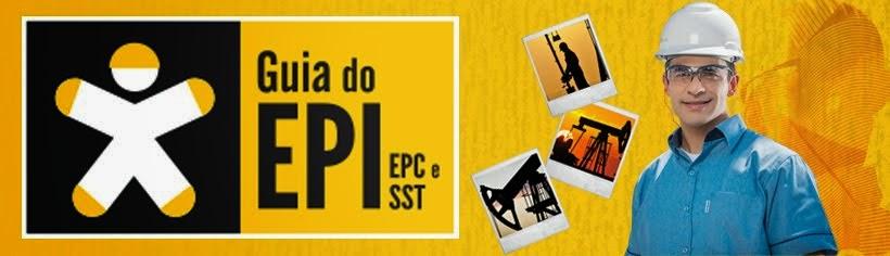 Guia do EPI cabeçalho