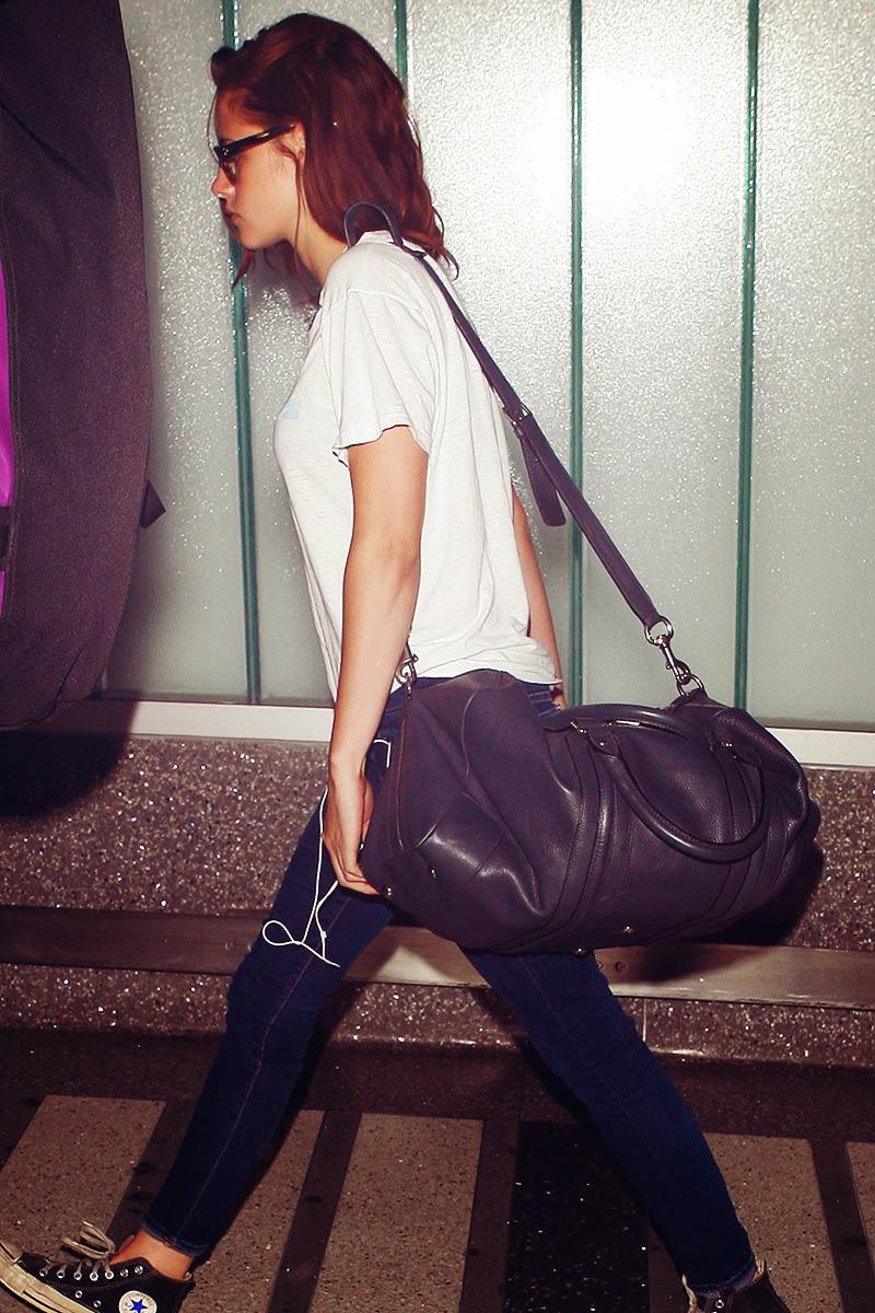 Types of bags: Duffel - Tipos de carteras: Duffel