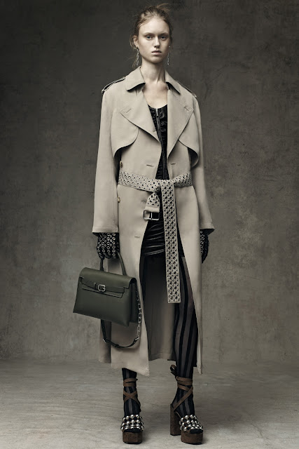 Alexander Wang Pre Fall 2016 melbourne fashion style winter