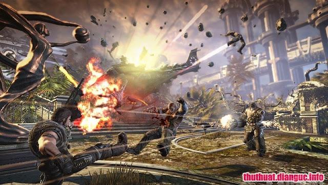 Download Game Hành động BulletStorm – Bão đạn Full crack