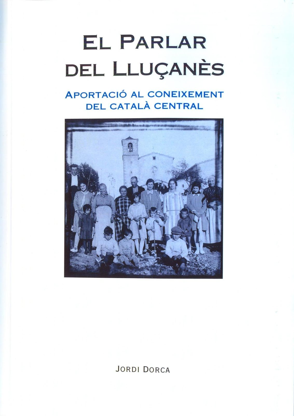 El parlar del Lluçanès