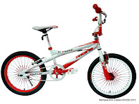 Sepeda BMX Pacific Factor Aloi FreeStyle 20 Inci