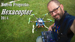 """Proyecto """"Hexacopter"""""""