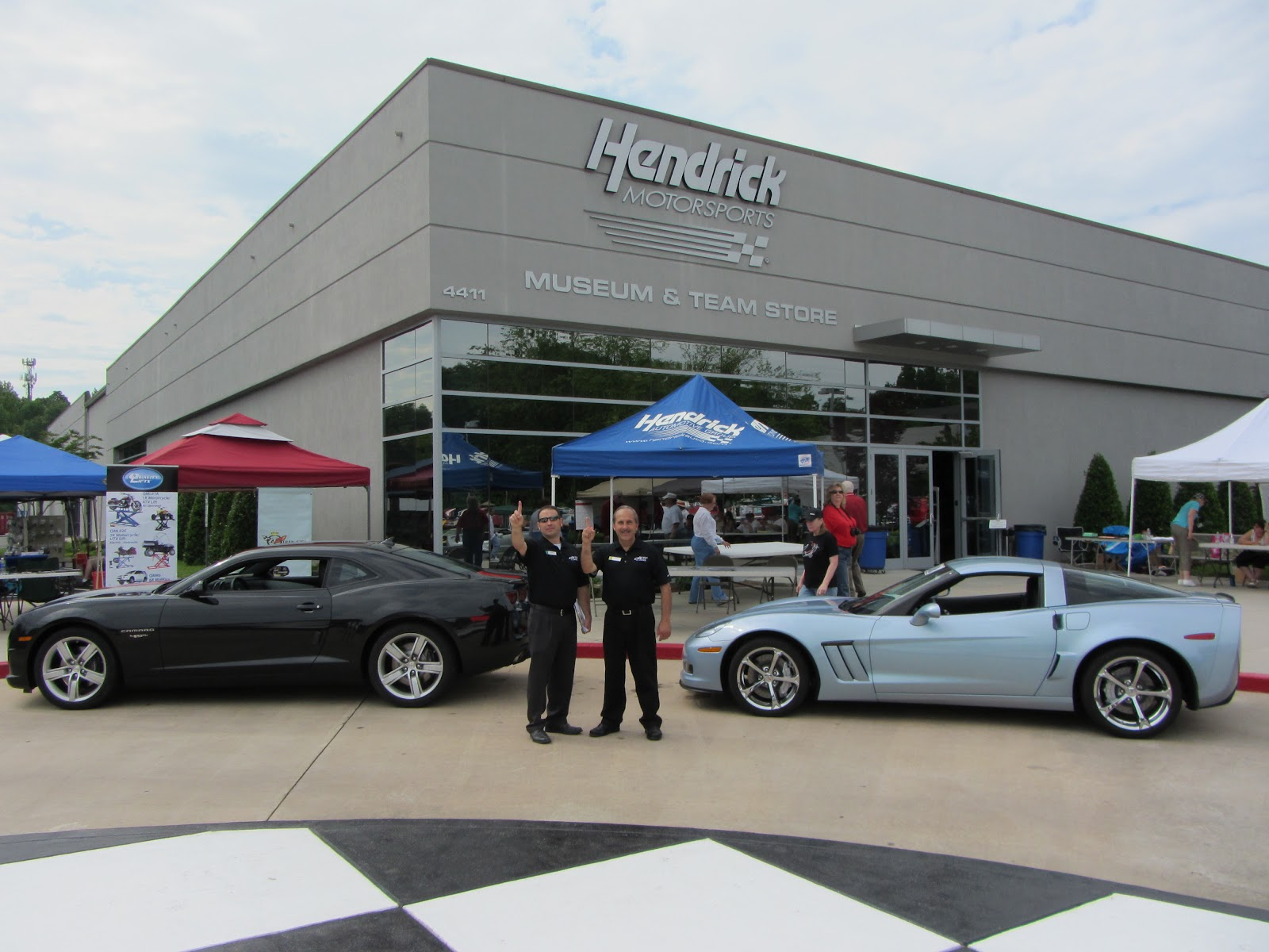 Queen City Corvette Club Rick Hendrick City Chevrolet Blog