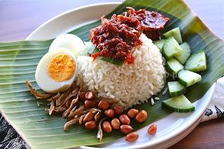 harga nasi lemak di seluruh dunia