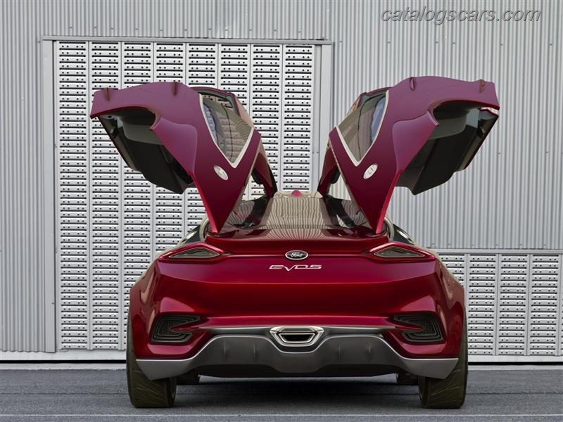 صور سيارة فورد Evos كونسبت 2014 - اجمل خلفيات صور عربية فورد Evos كونسبت 2014 -Ford Evos Concept Photos Ford-Evos-Concept-2012-28.jpg