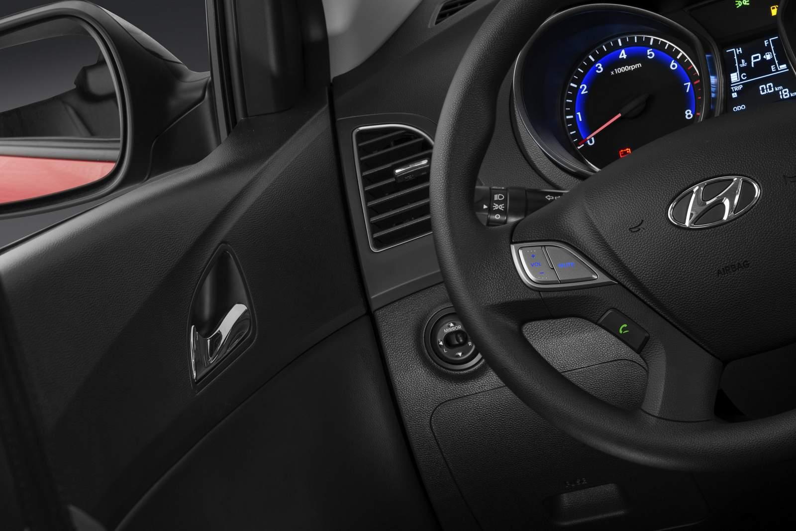 Hyundai HB20 2015 Spicy - interior
