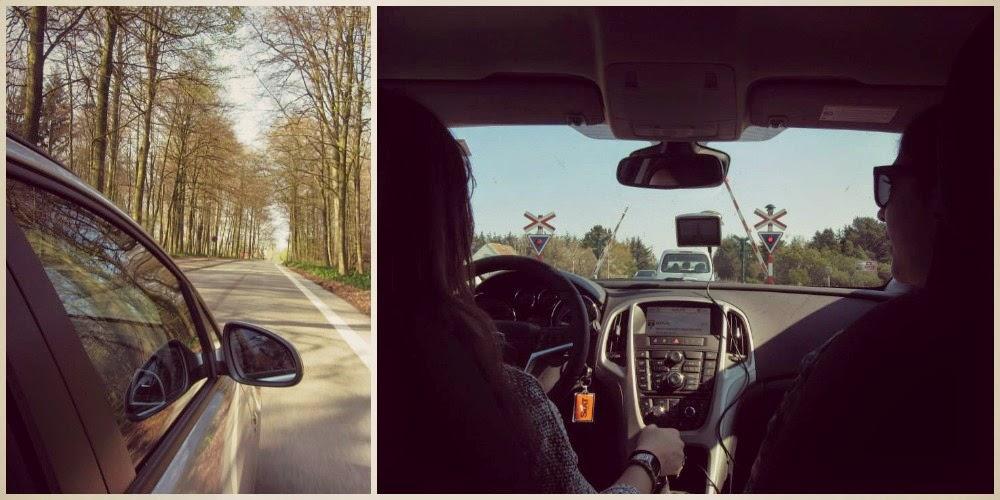 Dinamarca en coche