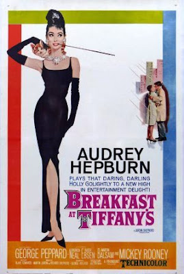 Breakfast at Tiffany's (Desayuno con diamantes)(1963).