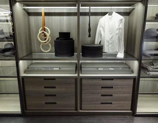 Modern Wardrobe By Poliform