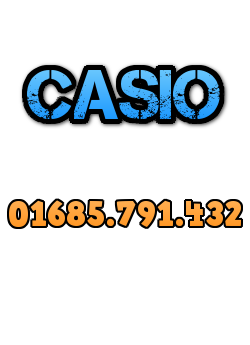 HotLine Máy Tính Cầm Tay Casio