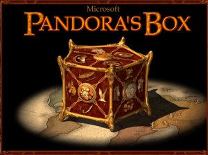 is pandoras box real