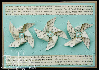Pinwheel Fun with Stampin' Up! Demonstrator Bekka Prideaux - get this Die from her for just £4.50 plus post and packing!