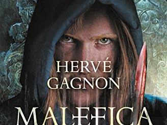 Malefica, tome 3 : La voie du sang de Hervé Gagnon