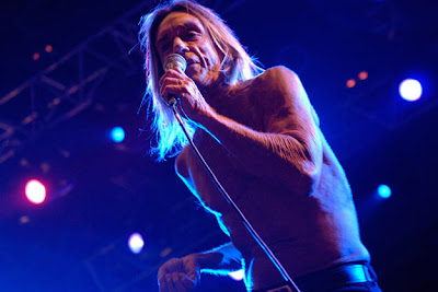 Iggy Pop Live in American Idol