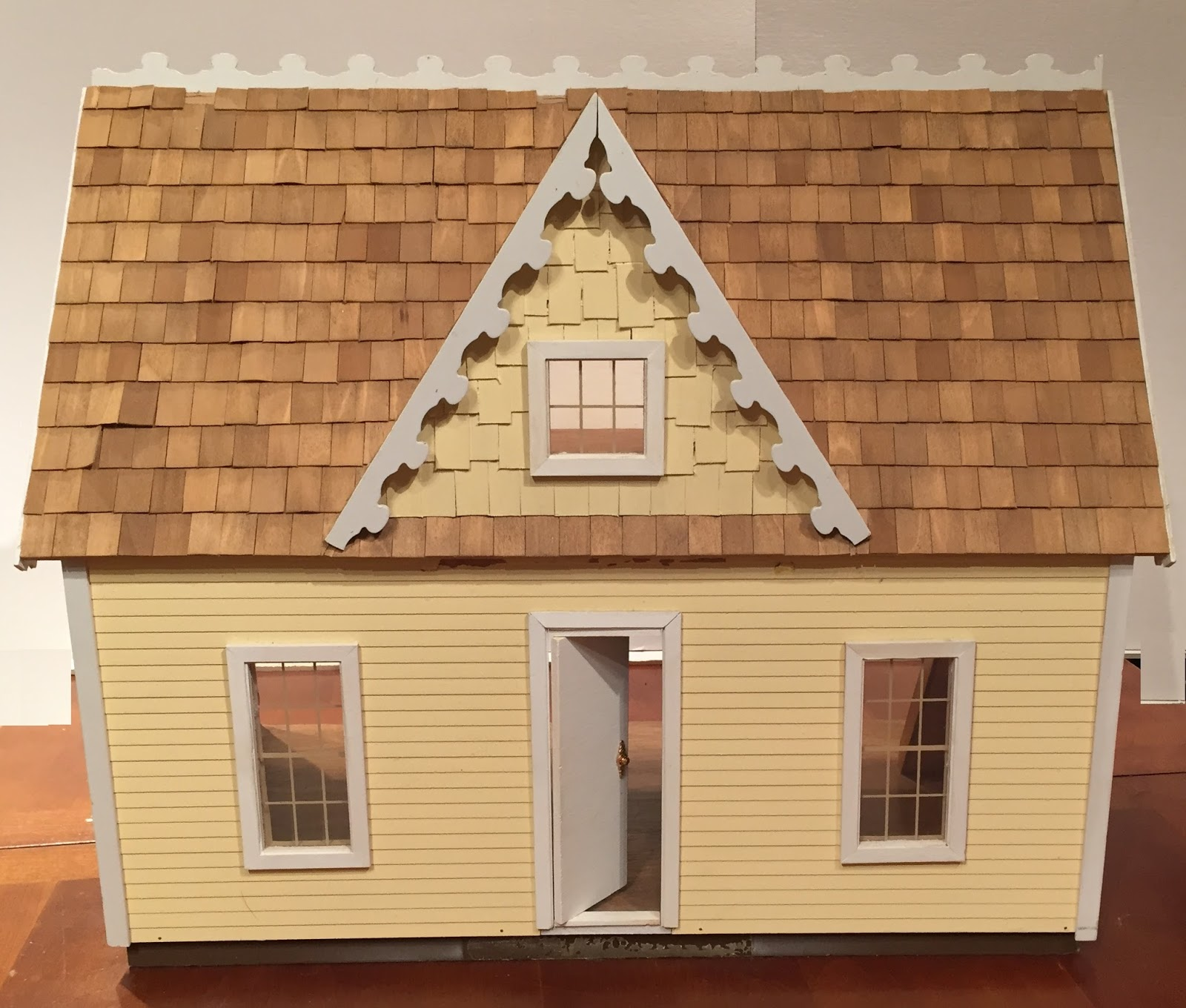 Tulsa tiny stuff victorian cottage jr Victorian cottages kit homes