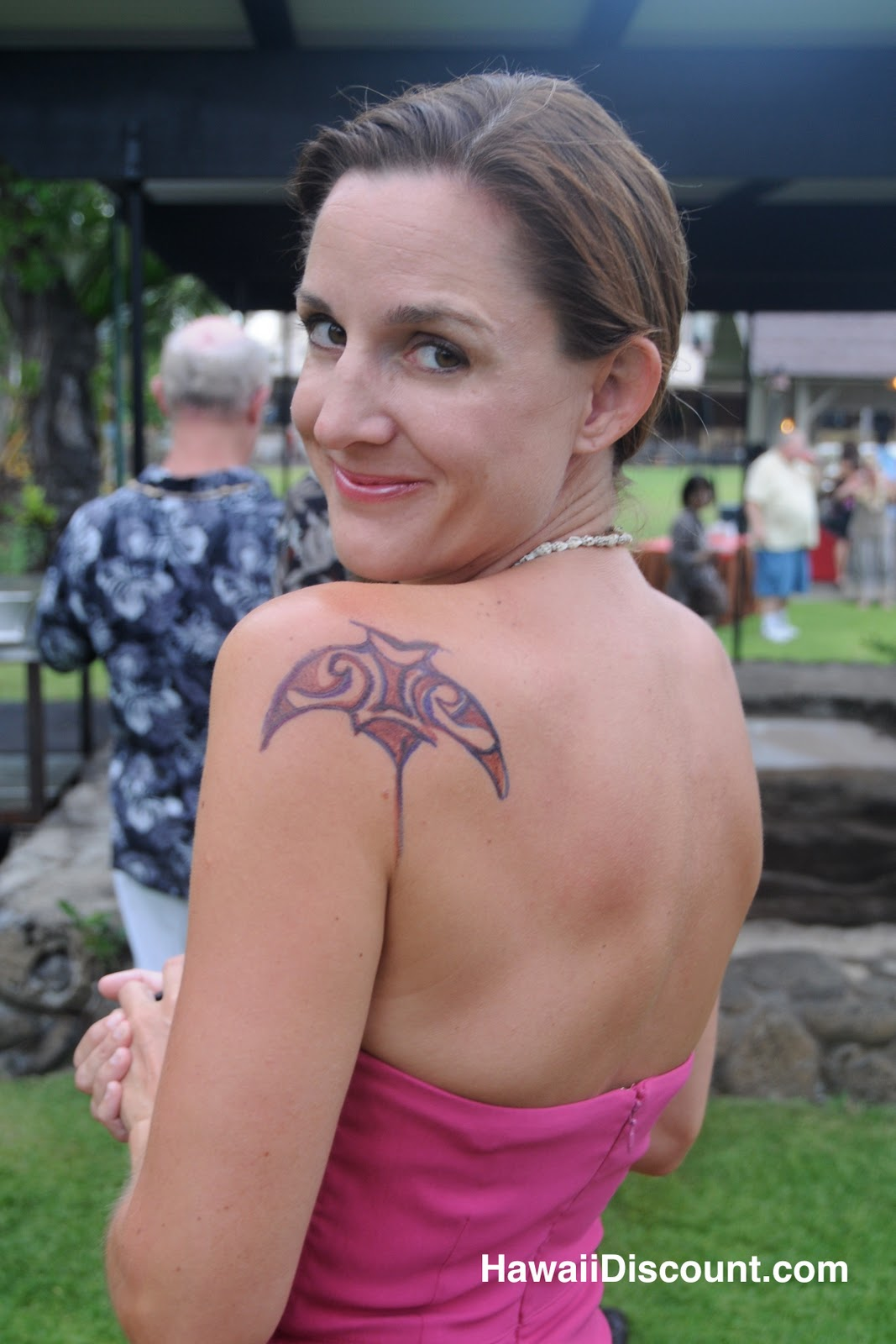 Manta Ray Tattoos