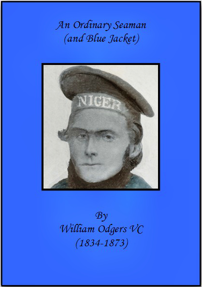 Cover of the Book Showing William Odgers VC, Taken in New Zealand 1860