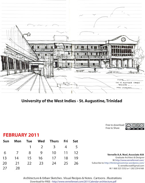 Architecture Calendars4