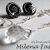 Os brincos lindos da Milena Fassina