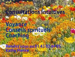 INTUITION AND CO - A VOTRE SERVICE - Consultations par téléphone et en cabinet