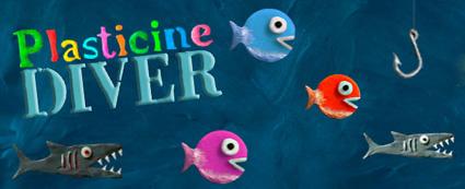 Plasticine Diver