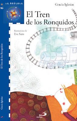 El Tren de los Ronquidos, Gracia Iglesias, Eva Sans, Editorial San Pablo