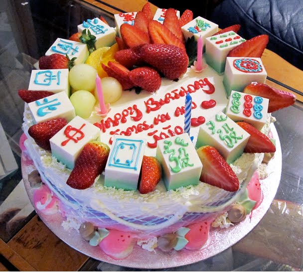 Hihijojo Let Them Eat Cake