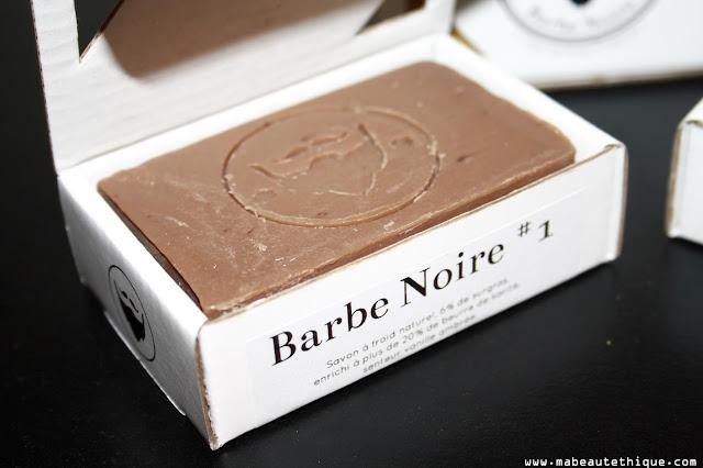 savon bio barbe noire saponification à froid 1 2 3 naturel alençon agriculture biologique respect peaux sensibles