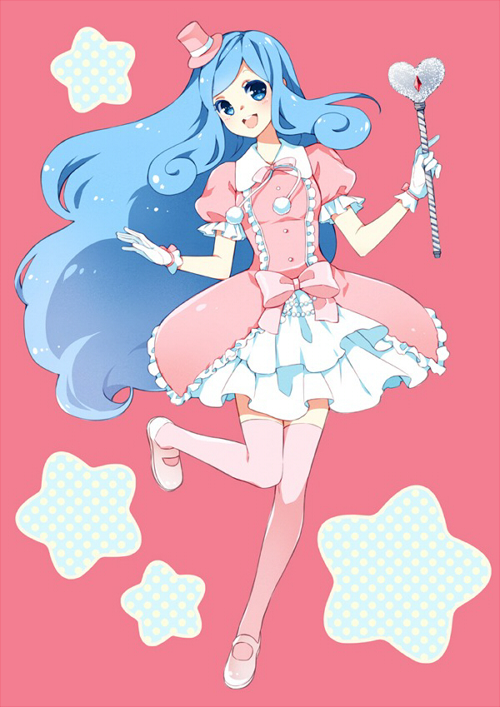 Mágical Girl Yukiko, inma r