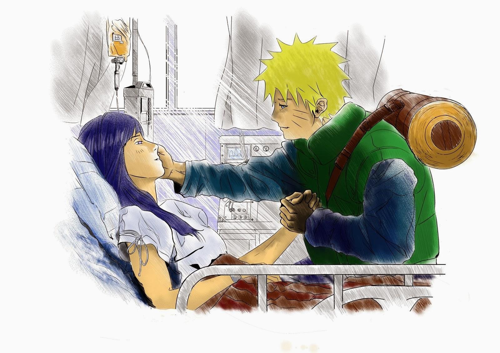 Naruto Dan Hinata Setelah Menikah