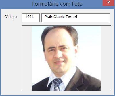 Formulário com Imagem-Foto no Excel e VBA