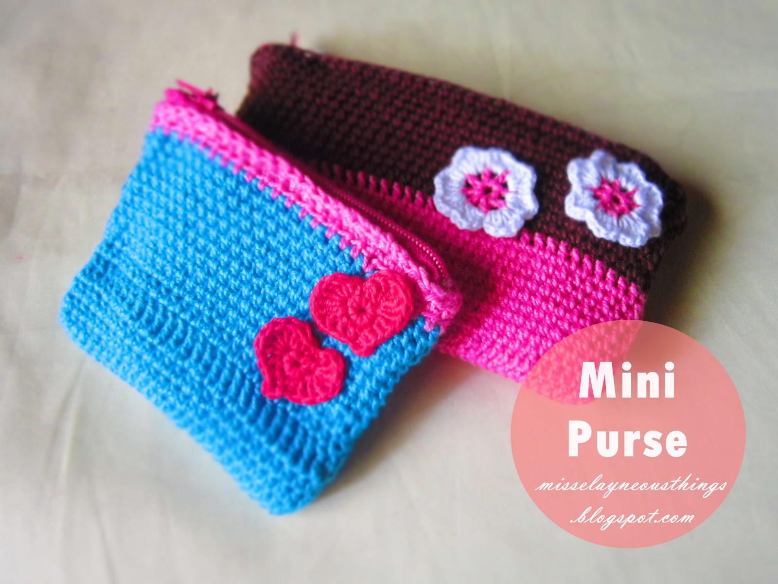 Mini Crochet Bag : ... Miss Layne Friday, November 16, 2012 DIY crafts , my crochet patterns