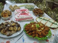 doğum günü masaları
