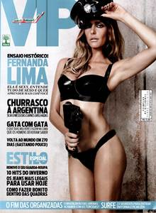 Download Revista Vip Fernanda Lima Maio 2013