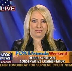 Happens. Debbie schlussel is an asshole simply matchless