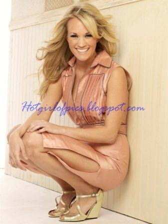 Hot Pics of Carrie Underwood Girls