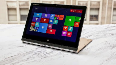 Hybrid Laptop with Special Screen, Lenovo Yoga Pro 3 2