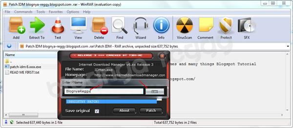 Cara mengatasi IDM Fake serial number atau diblock