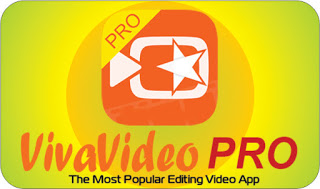 VivaVideo Pro Apk Logo