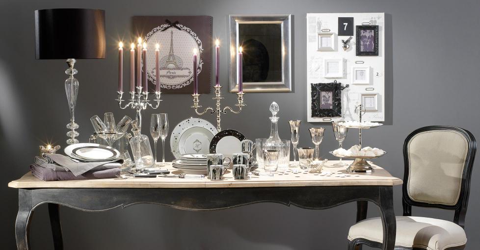 Sponsored post maisons du monde fall trends - Decor de table de noel original ...